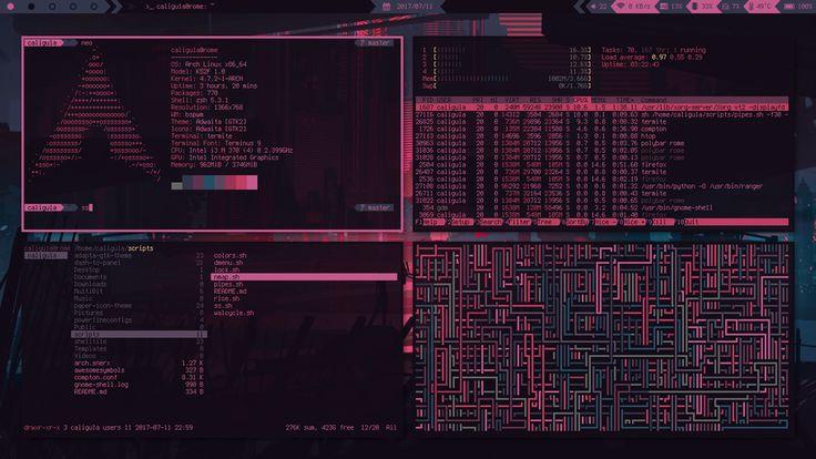 https://www.reddit.com/r/unixporn/comments/6ms6ju/bspwm_i_got_polybar_dmenu_powerline_and_bspwm_to/