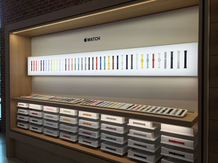 Get a behind-closed-doors look at the soon-to-open first Apple Store in Brooklyn.