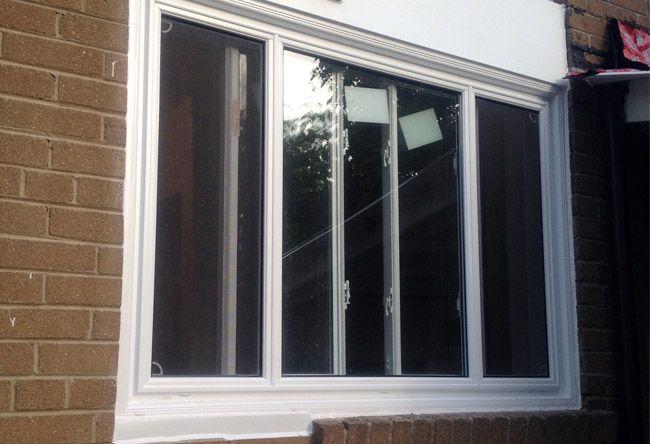 Double End Slider Window des1