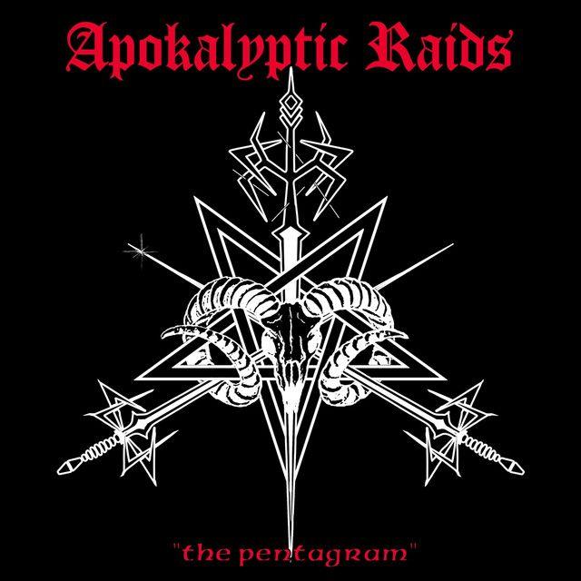 The Pentagram By Apokalyptic Raids On Spotify Heavy Metal Songs Pentagram Metal Songs