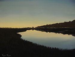 Tautuku Wetlands, The Catlins, New Zealand