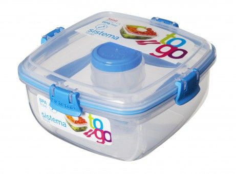 sistema TO GO - 1.1L Salad To Go  sc 1 st  Pinterest & 110 best ? sistema ? images on Pinterest   Water bottles Dr. oz ... Aboutintivar.Com