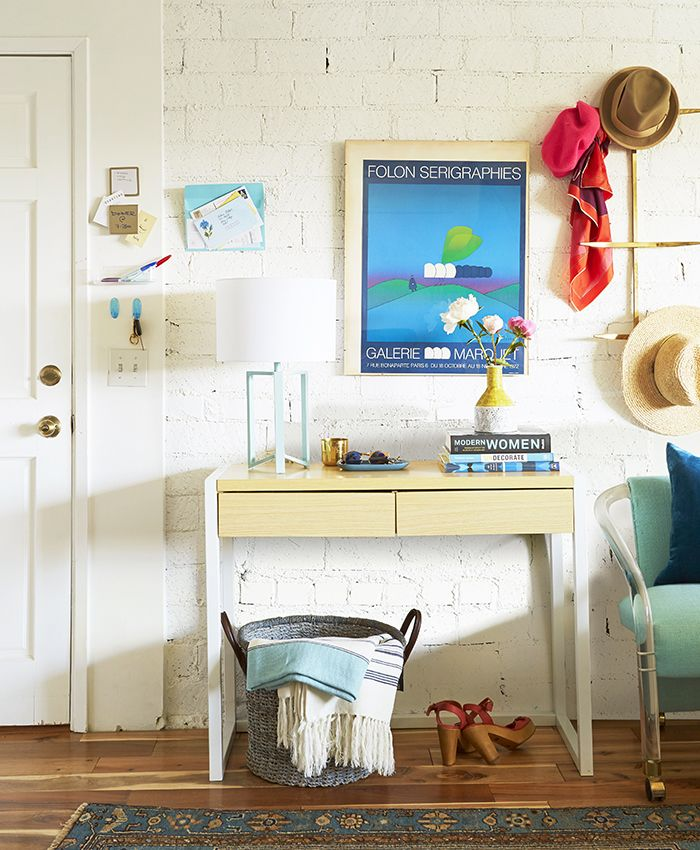 Styling your entrance and some more organizing products … #homecollection: