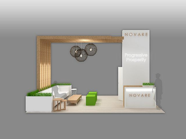 Novare exhibit at IRF 2013   XZIBIT