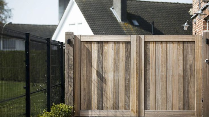 17 beste idee n over tuin poorten op pinterest tuin bogen tuin hekken en opgepoetste tuin - Latwerk houten ...