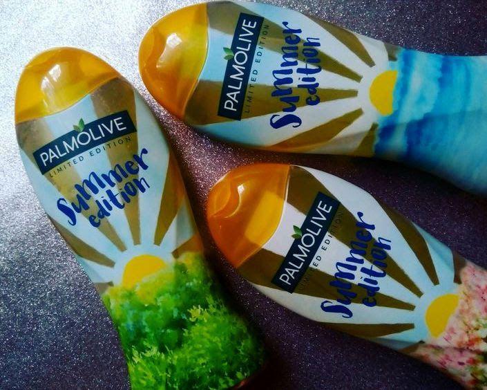 Palmolive Summer Edition 2017 shower gel