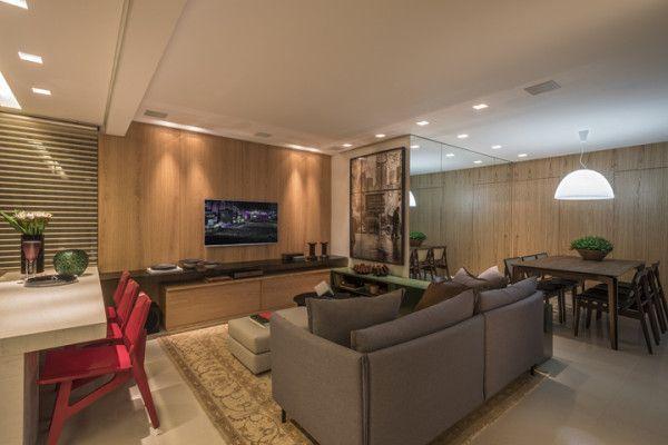 471 best images about interior salas on pinterest for Sala estilo contemporaneo