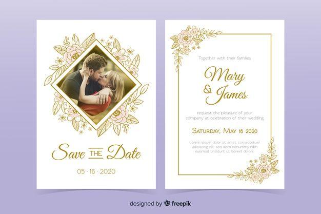 Kad Kahwin Floral 56 Chantiqs Kad Kahwin Kad Kahwin Wedding Invitation Cards Wedding Invitation Inspiration