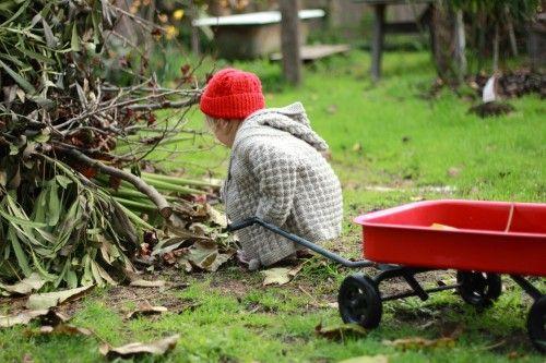 Winter garden play