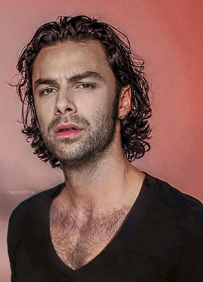 Aidan Turner again...I know, I have an addiction...with no intention of stopping ;)