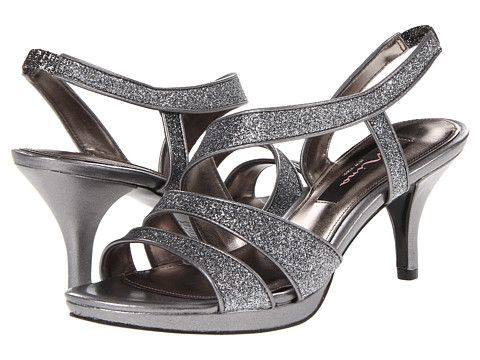 $69 Nina Nolga Pewter - Zappos.com Free Shipping BOTH Ways