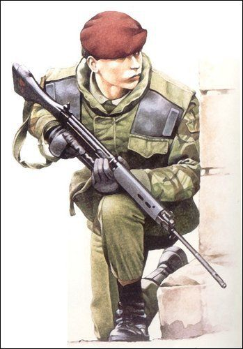 Parachute Regiment - pin by Paolo Marzioli