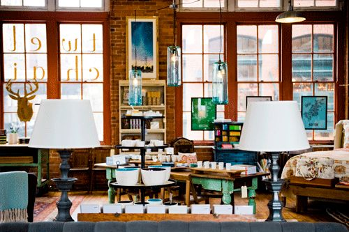 Twelve Chairs- adorable home boutique