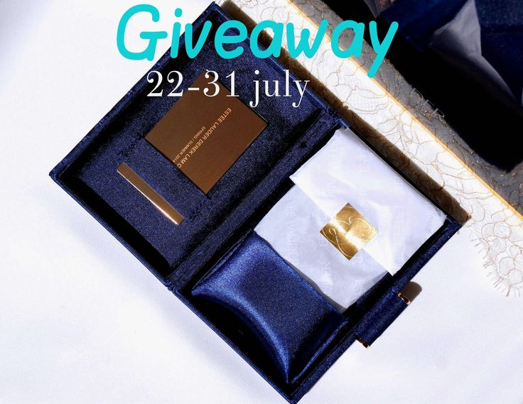 Beauty Unearthly: Giveaway by Ami Beauty Unearthly - Estée Lauder / Розыгрыш у Ами часть VI