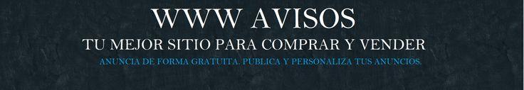 WWW Avisos ofrece anuncios clasificados en Argentina para empleos, compras, ventas, inmuebles, servicios,  eventos, turismo y todo lo que te podés imaginar. Publicá todo lo que desees de manera muy sencilla y totalmente gratis. Registrate ya!