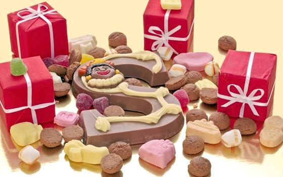 Sinterklaas candies