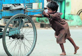Child Labour is still a major factor of student's dropping out