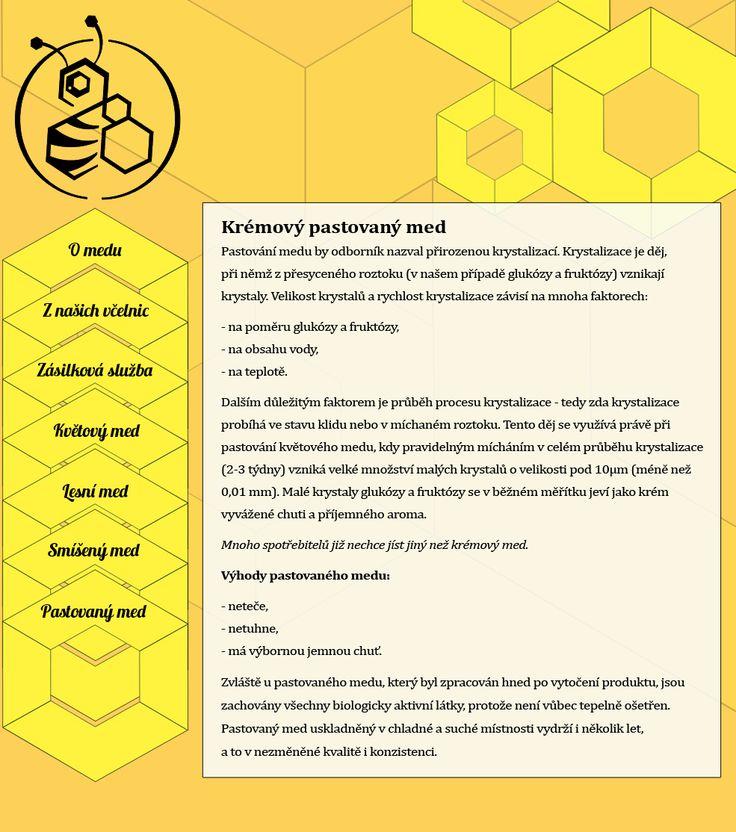 návrh webu včelařství @ 2015