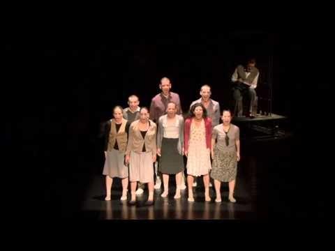 Budapest Táncszínház: Kislányom Anne Frank