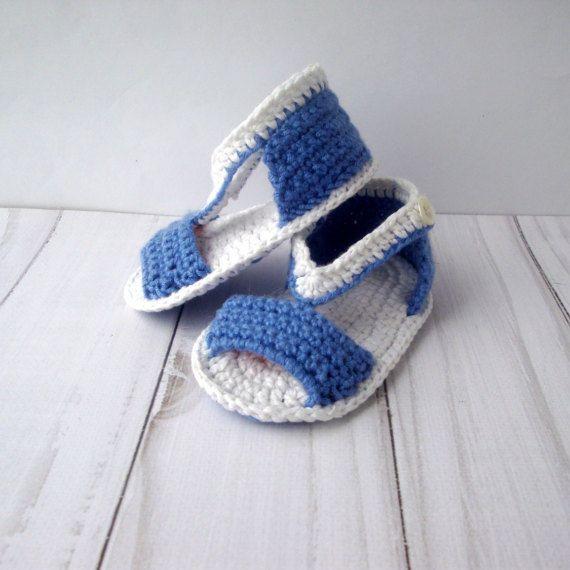 310 besten Crochet baby shoes Bilder auf Pinterest | Kinderschuhe ...