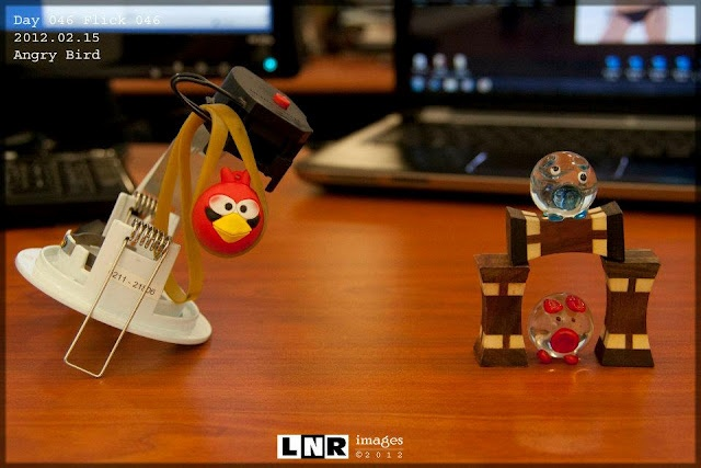 Office Angry Birds