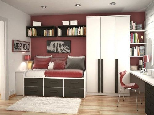 Modern Teenage Bedroom Ideas view in gallery brown and yellow teen girls bedroom modern bedroom ideas for todays teenage girl Images Of Modern Girls Bedrooms And Decoration Cool Warm Color