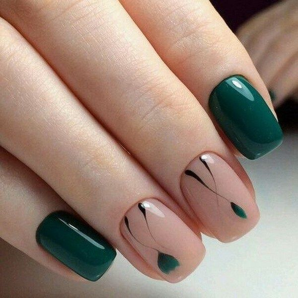 60+ Stylish Nail Designs for 2017   – Uña