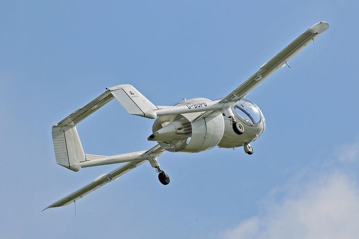 Rocketumblr | Edgley EA-7 Optica
