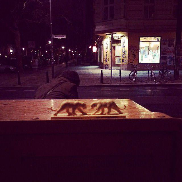 #urbansafari - Kastanienallee, Berlin