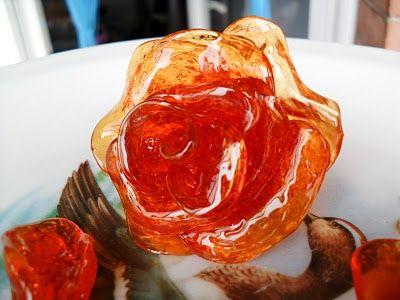 Lovely Cake: Cucina molecolare - Vetrificazione del Fruttosio