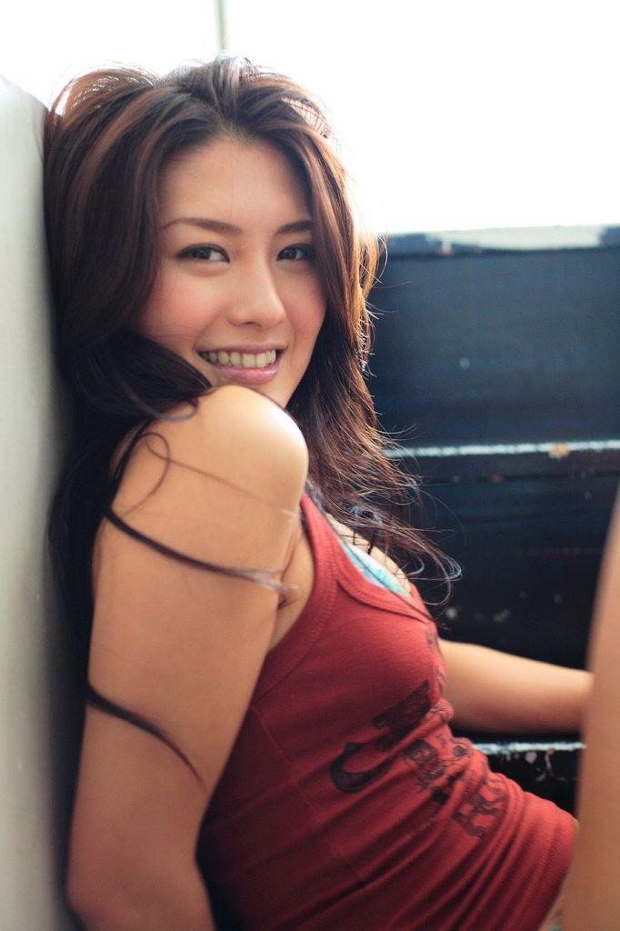 Haruna Yabuki (矢吹 春奈, Yabuki Haruna, born 18 December 1984) is a Japanese actress, gravure idol, and TV personality from Tokyo.