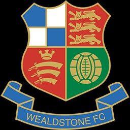 Wealdstone FC of England crest.
