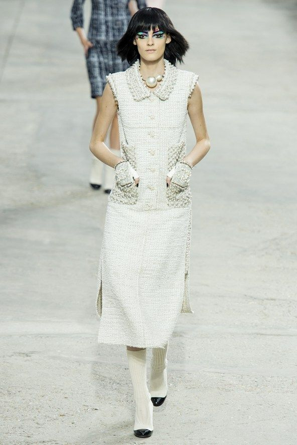 Платье в стиле Chanel / Фотофорум / Burdastyle