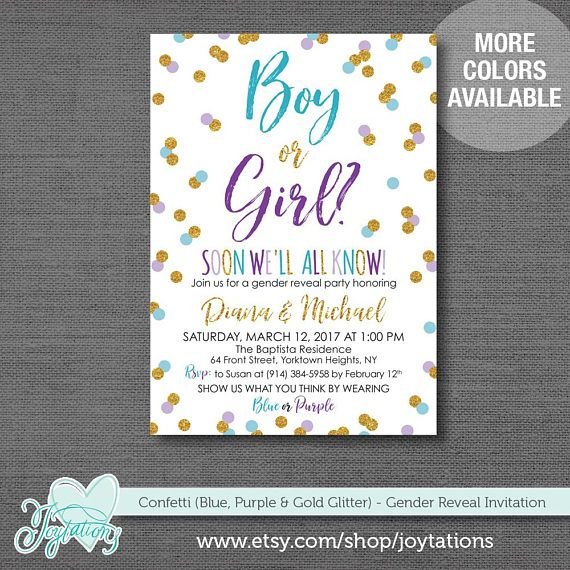 Best 25+ Gender reveal invitations ideas on Pinterest | Gender ...