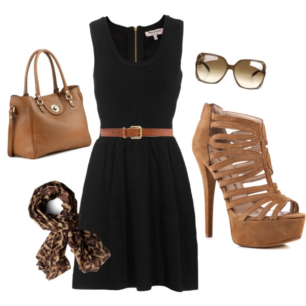 Nice: Shoes, Style, Fashion Design, Scarves, Fall Outfit, Currently, Little Black Dresses, Accessories, The Dresses