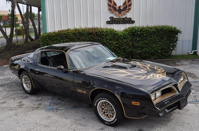 smokey and bandit trans am for sale sweet rides pinterest. Black Bedroom Furniture Sets. Home Design Ideas