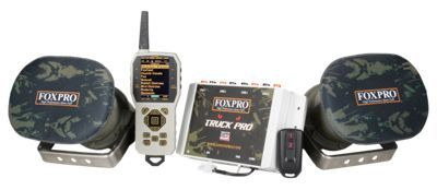 FOXPRO Truck Pro Electronic Game Call with Remote Control