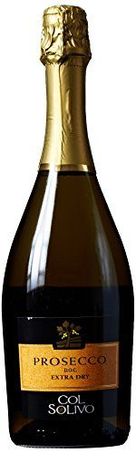 Sparkling Wine - NV Col Solivo Prosecco DOC Extra Dry 750 mL >>> Check this awesome product by going to the link at the image.