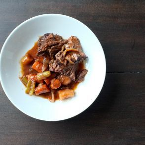 Pot Roast by Jessica Seinfeld
