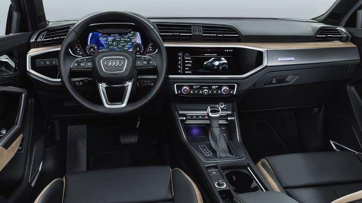 Audi Q3 2019 Interior Audi Q3 Audi Tt Interior Audi Interior