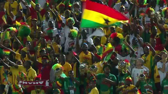 Ghana - Usa 1-2