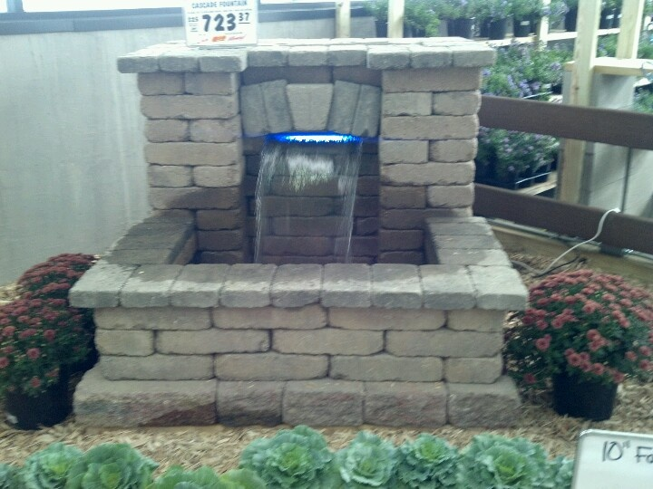 17 Best Images About Yard On Pinterest Water Features Walmart And Ponds