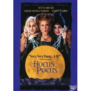 Hocus Pocus-how do I not own this already?  This was one of my favorite movies and I watched it every chance I got.