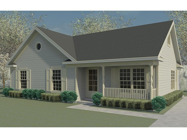 #TheHousePlanShop #houseplans #homeplans #home #house #homesweethome  #Affordable #AffordableHome. Ranch House PlansCountry ...