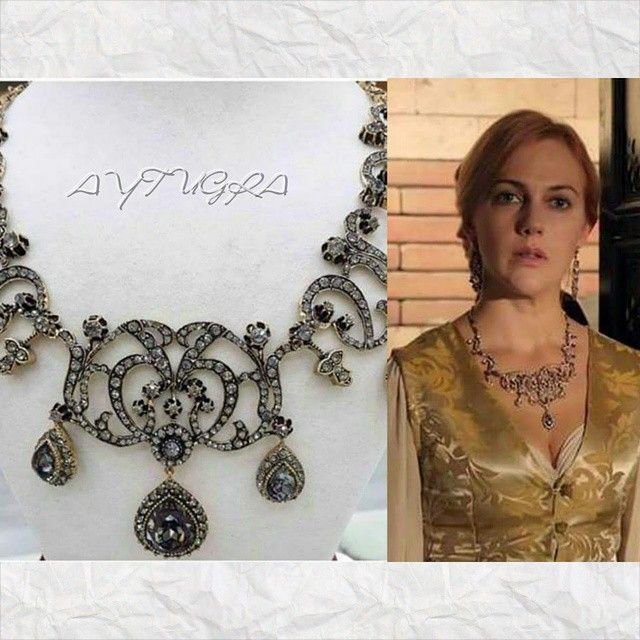necklace hurrem Sultan