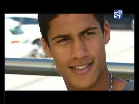 Sergio Ramos Raphaël Varane cumple 19 años