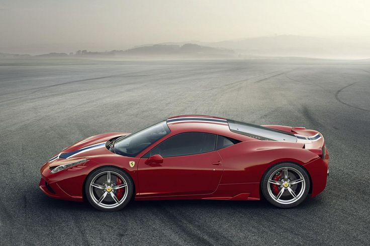 F 458 Speciale