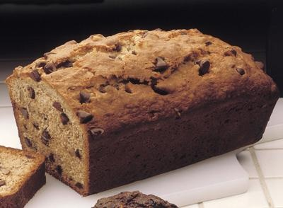 ... chocolate chips chocolate chip banana bread applesauce banana bread