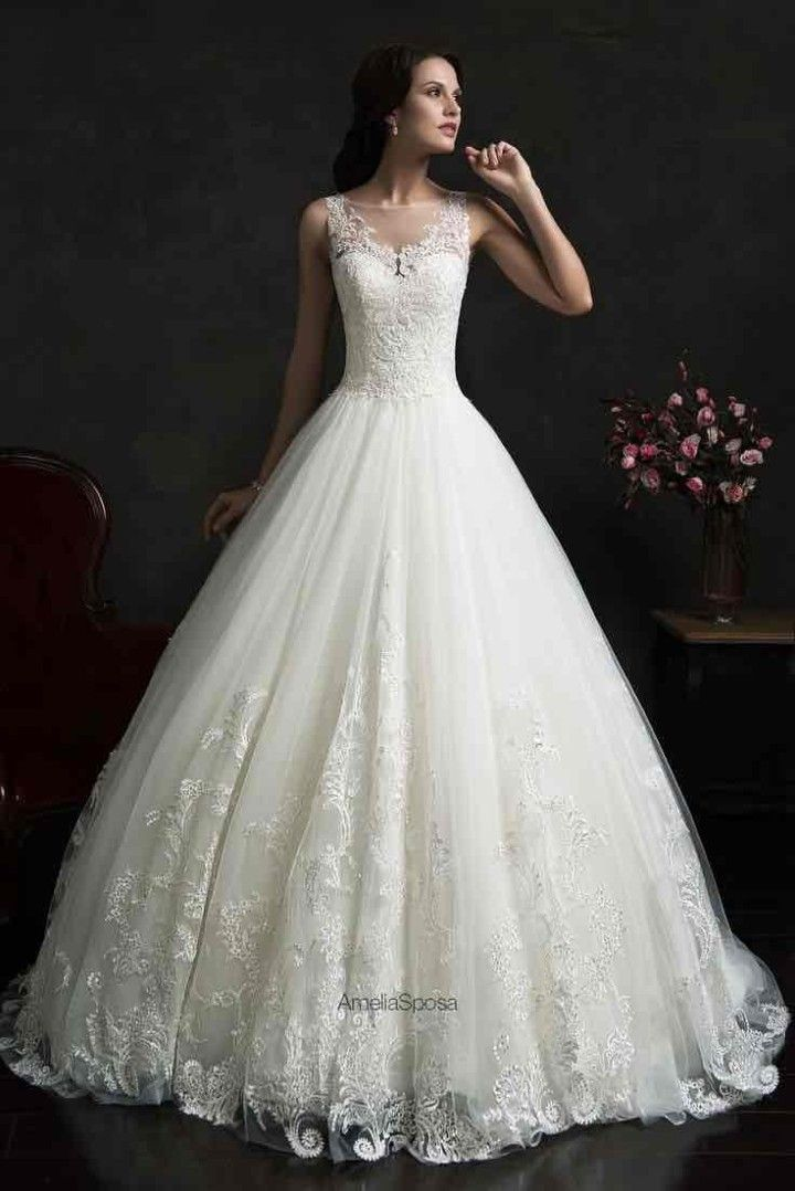 Gorgeous Amelia Sposa Wedding Dresses - MODwedding