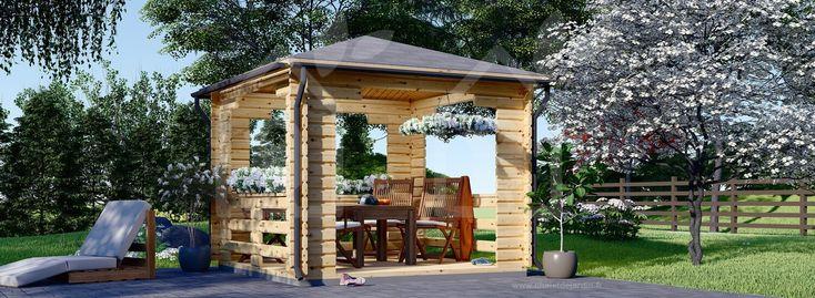 Tonnelle De Jardin En Bois Check More At Https Canalcncarauca Com Tonnelle De Jardin En Bois Di 2020